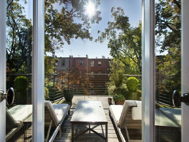 Фото из портфолио  Элитный таунхаус в Бруклине за 4 млн.$ – фотографии дизайна интерьеров на INMYROOM