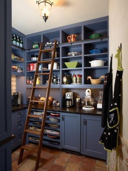 Фотография: Кухня и столовая в стиле Прованс и Кантри, Декор интерьера, Дом, Хранение, Декор, Декор дома – фото на InMyRoom.ru