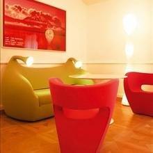 Фотография: Мебель и свет в стиле Современный, Хай-тек, Италия, Дома и квартиры, Городские места, Отель, Ампир, Барокко – фото на InMyRoom.ru