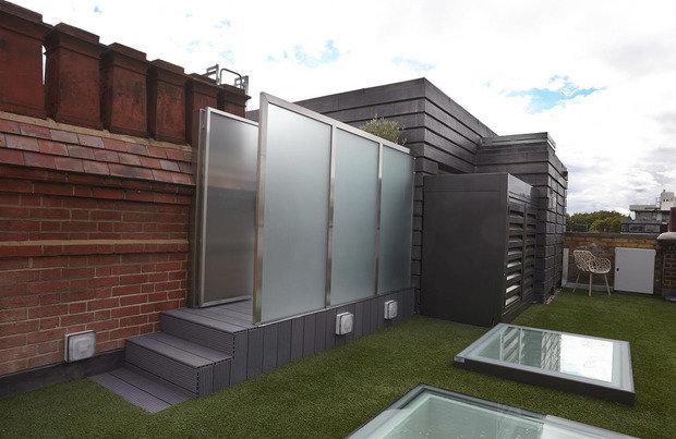 Фотография: Ландшафт в стиле Современный, Квартира, Дома и квартиры – фото на INMYROOM