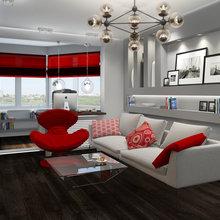 Фото из портфолио Квартира мистера Грея – фотографии дизайна интерьеров на InMyRoom.ru