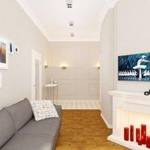 Фото из портфолио Квартира для балерины – фотографии дизайна интерьеров на INMYROOM