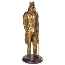 Конь в пальто (статуэтка)