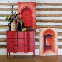 Фотография: Мебель и свет в стиле Кантри, Классический, Современный, Восточный, Эклектика – фото на InMyRoom.ru