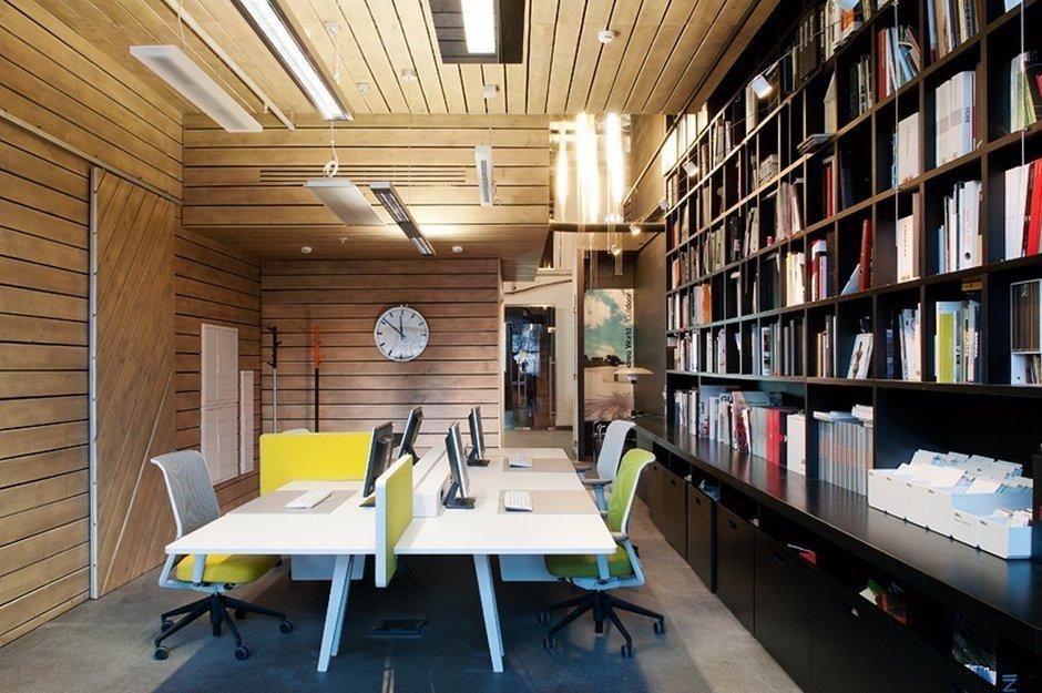 Фотография: Офис в стиле Современный, Офисное пространство, Дома и квартиры, Проект недели, Artplay – фото на InMyRoom.ru