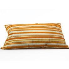 Дизайнерская подушка: Полосатый апельсин