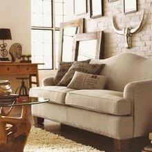 Фотография: Гостиная в стиле Лофт, Декор интерьера, DIY, Дом – фото на InMyRoom.ru
