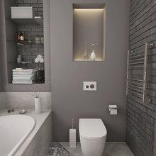 Фото из портфолио Стиль хай тек- современный – фотографии дизайна интерьеров на INMYROOM