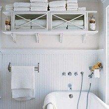 Фотография: Ванная в стиле Кантри, Декор интерьера, DIY – фото на InMyRoom.ru