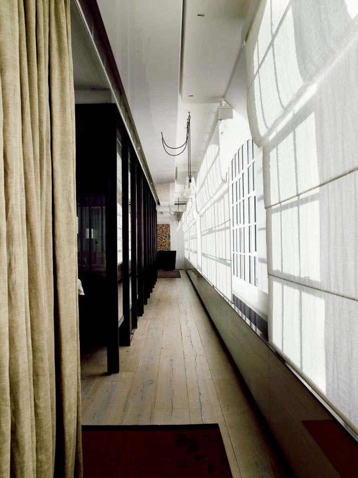 Фотография:  в стиле Лофт, Квартира, Дома и квартиры, Проект недели, Индустриальный – фото на InMyRoom.ru