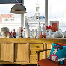 Фотография: Аксессуары в стиле Кантри, Скандинавский, Восточный, Эклектика, Квартира, Дома и квартиры – фото на InMyRoom.ru