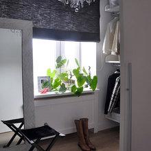 Фотография: Прихожая в стиле Современный, Декор интерьера, Квартира, Цвет в интерьере, Дома и квартиры, Бежевый – фото на InMyRoom.ru