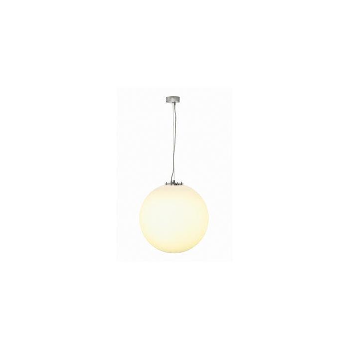 Светильник подвесной SLV Rotoball серебристый/белый