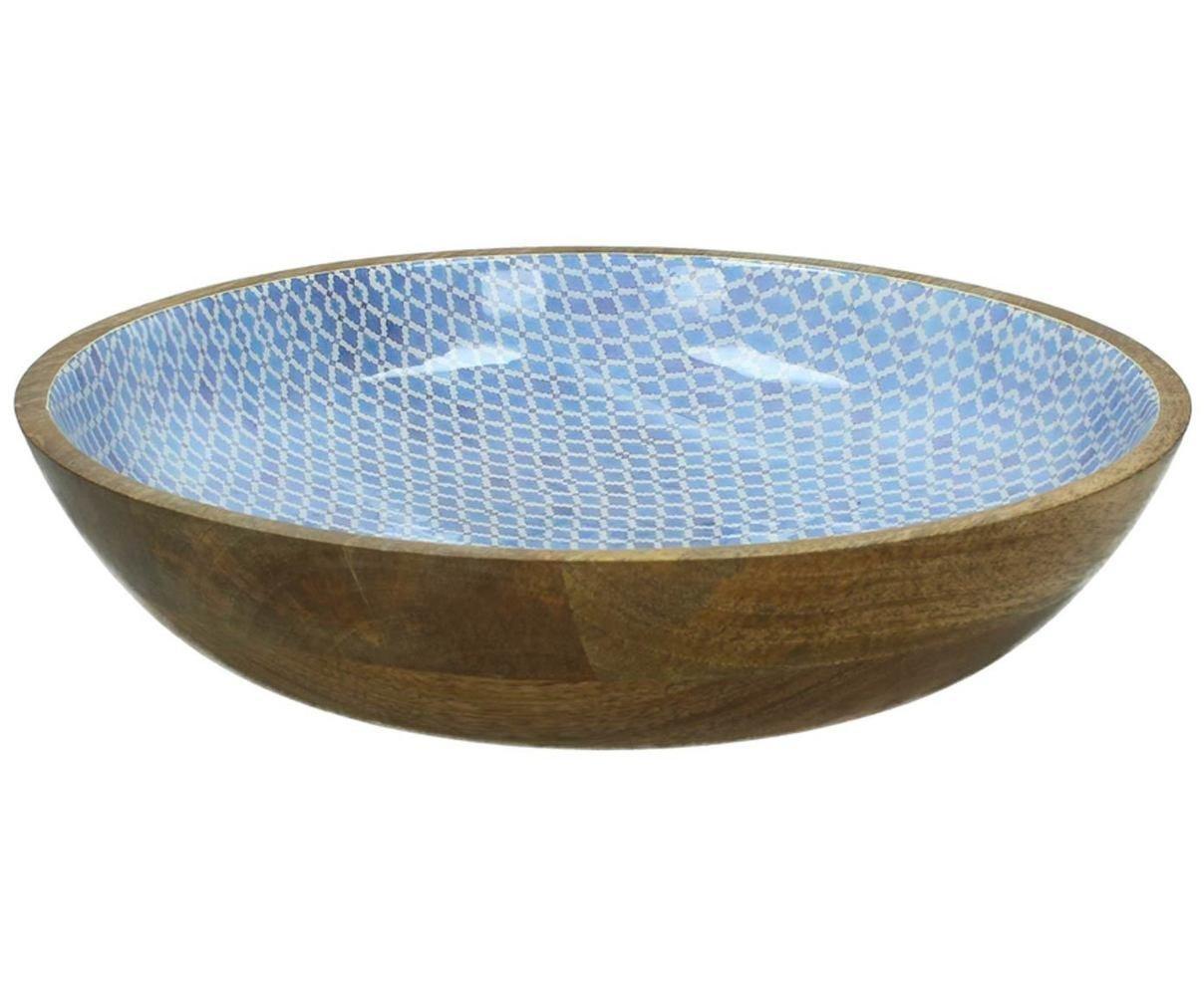 Купить со скидкой Чаша Wood Blue из бамбука
