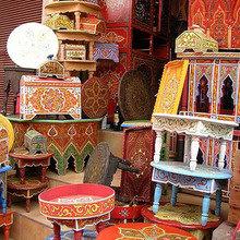 Фотография: Мебель и свет в стиле Кантри, Восточный – фото на InMyRoom.ru