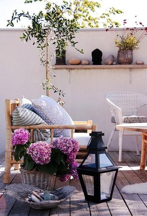 Фотография: Терраса в стиле Прованс и Кантри,  – фото на INMYROOM
