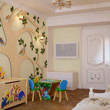 Фото из портфолио дети – фотографии дизайна интерьеров на INMYROOM