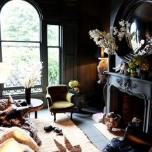 Фотография: Гостиная в стиле Кантри, Декор интерьера, Квартира, Дома и квартиры – фото на InMyRoom.ru