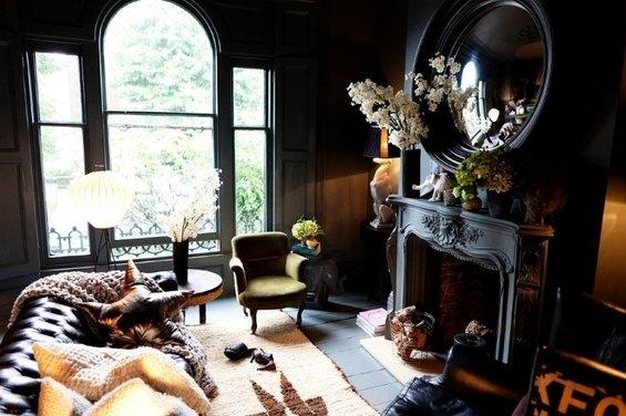 Фотография: Гостиная в стиле Прованс и Кантри, Декор интерьера, Квартира, Дома и квартиры – фото на InMyRoom.ru