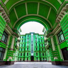 Фото из портфолио Архитектурное фото - 1 – фотографии дизайна интерьеров на InMyRoom.ru