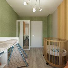 Фото из портфолио Квартира ул. Савушкина – фотографии дизайна интерьеров на INMYROOM
