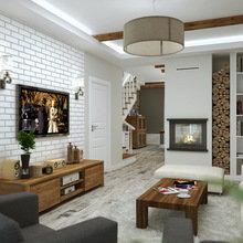 Фото из портфолио P&K TownHouse – фотографии дизайна интерьеров на INMYROOM