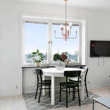 Фото из портфолио Сказочный вид из окна... – фотографии дизайна интерьеров на INMYROOM