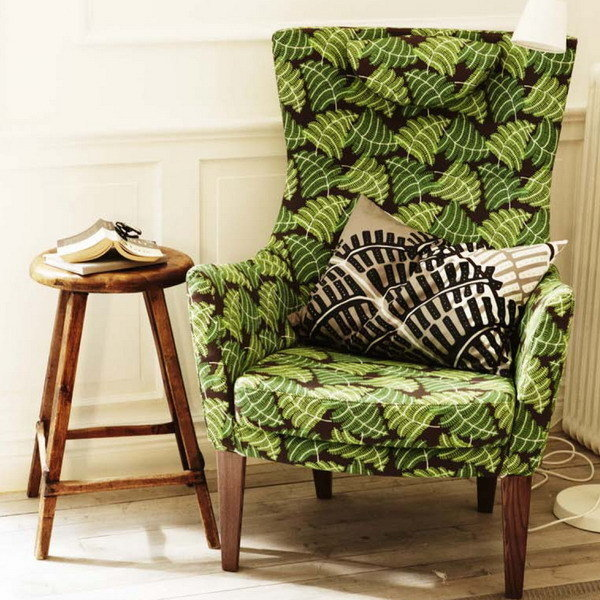 Фотография: Мебель и свет в стиле Современный, Декор интерьера, Декор дома, Цвет в интерьере, IKEA, Зеленый, Желтый – фото на InMyRoom.ru