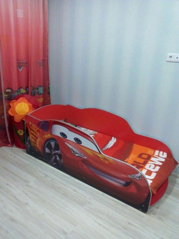 Кровать-машина. Наш опыт)
