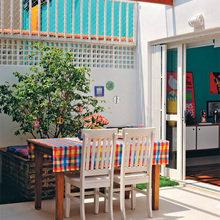 Фотография: Терраса в стиле Современный, Дом, Дома и квартиры – фото на InMyRoom.ru