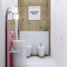 Фото из портфолио Алма-Ата 4-К – фотографии дизайна интерьеров на INMYROOM