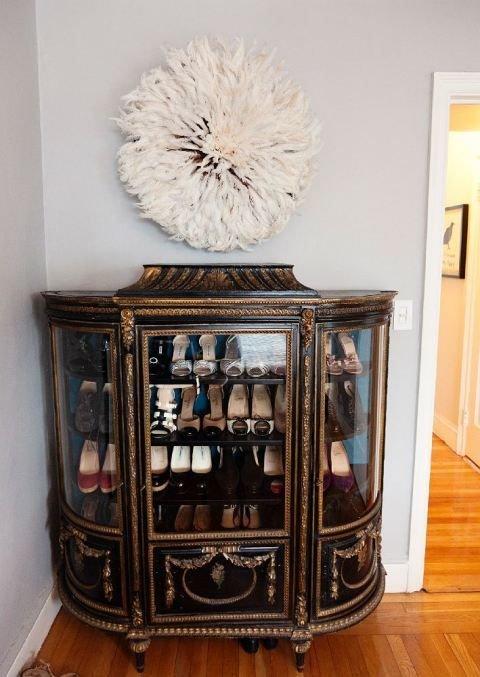 Фотография: Прихожая в стиле Кантри, Советы, хранение обуви, идеи хранения обуви – фото на InMyRoom.ru