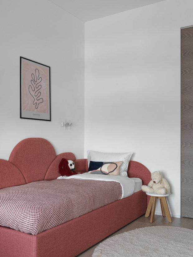 Фотография: Детская в стиле Современный, Квартира, Проект недели, Москва, 4 и больше, Более 90 метров, ТУДА – фото на INMYROOM