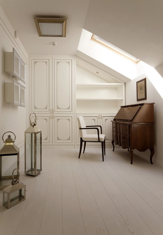 Фотография: Мебель и свет в стиле Классический, Квартира, Дома и квартиры – фото на InMyRoom.ru