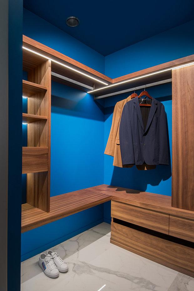 Фото из портфолио Апартамент в клубном доме – фотографии дизайна интерьеров на INMYROOM