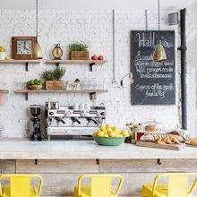 Фотография: Кухня и столовая в стиле Лофт, Скандинавский, Классический, Эклектика, Декор, Минимализм, Ремонт на практике – фото на InMyRoom.ru
