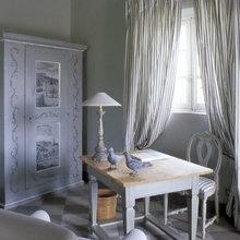 Фотография: Кабинет в стиле Кантри, Декор интерьера, Франция, Дома и квартиры, Городские места, Отель, Прованс – фото на InMyRoom.ru