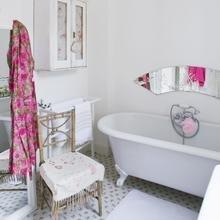 Фотография: Ванная в стиле , Дом, Дома и квартиры, Шебби-шик – фото на InMyRoom.ru