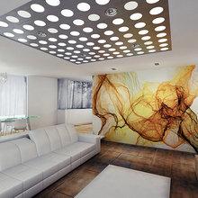 Фото из портфолио Интерьер квартиры «PureView» в ЖК Аэробус – фотографии дизайна интерьеров на InMyRoom.ru