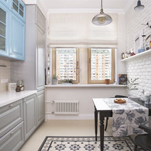 Фото из портфолио Портфолио основное – фотографии дизайна интерьеров на InMyRoom.ru