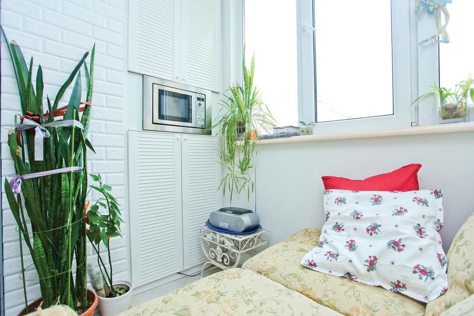 Фотография: Мебель и свет в стиле Прованс и Кантри, Квартира, Дома и квартиры – фото на InMyRoom.ru