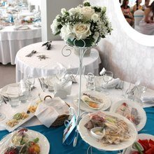 Фото из портфолио Свадебная флористика – фотографии дизайна интерьеров на INMYROOM