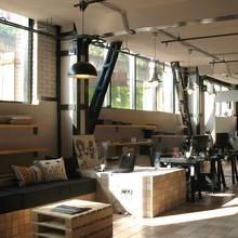 Фотография: Офис в стиле Лофт – фото на InMyRoom.ru