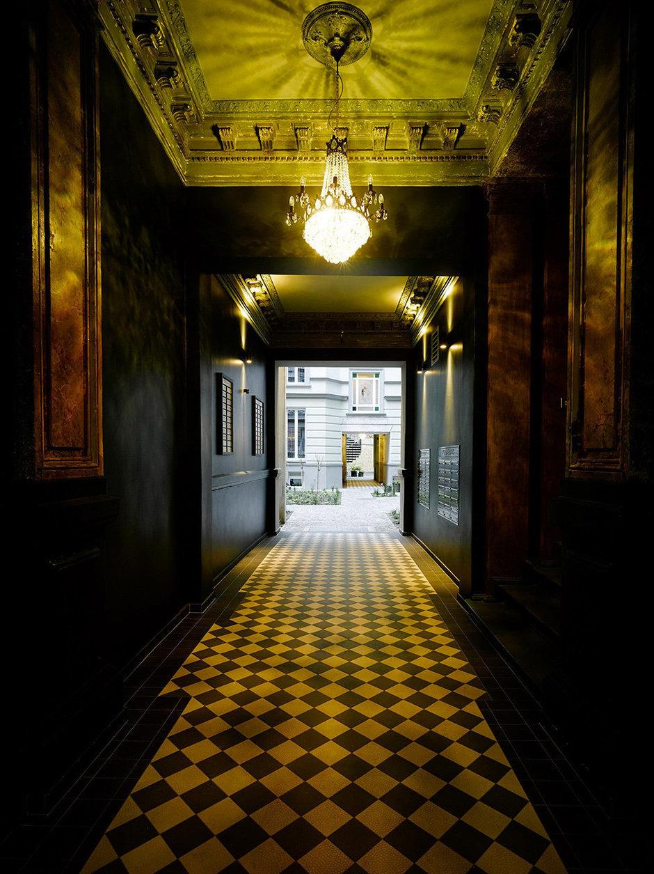 Фотография:  в стиле , Квартира, Германия, Дома и квартиры – фото на InMyRoom.ru