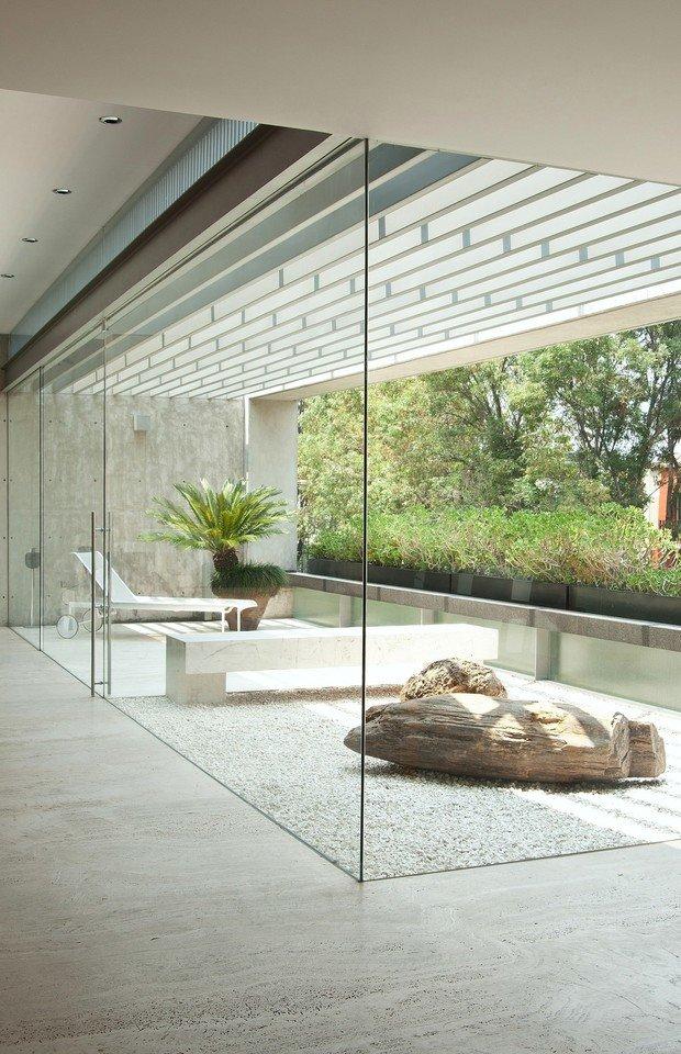 Фото из портфолио Пентхаус Polanco с садами и террасами в Мексике – фотографии дизайна интерьеров на INMYROOM