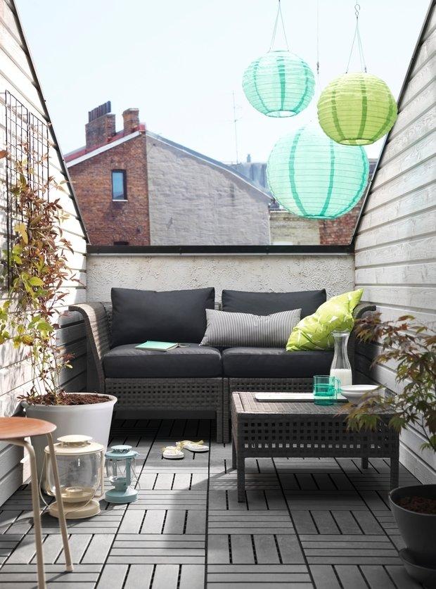 Фотография: Балкон в стиле Современный, Гид, ИКЕА – фото на INMYROOM