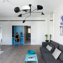 Фото из портфолио  Обновлённая квартира в Тель-Авиве – фотографии дизайна интерьеров на InMyRoom.ru