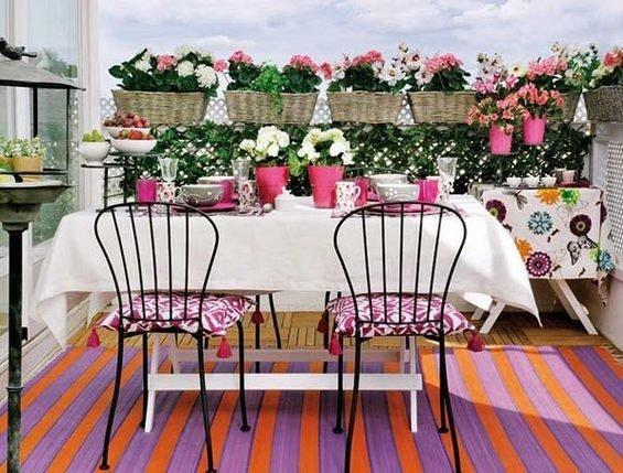 Фотография: Балкон, Терраса в стиле Классический, Современный – фото на INMYROOM