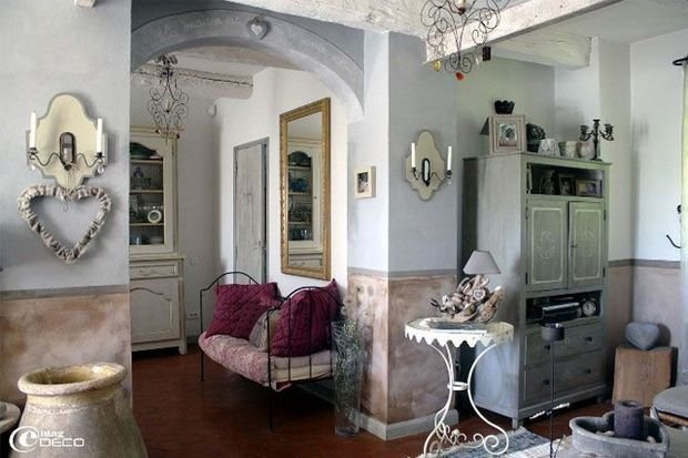 Фотография: Кухня и столовая в стиле Прованс и Кантри, Декор интерьера, Квартира, Дом, Декор – фото на InMyRoom.ru