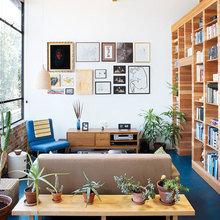 Фотография: Кабинет в стиле Лофт, Эко, Дом, Дома и квартиры, Калифорния – фото на InMyRoom.ru